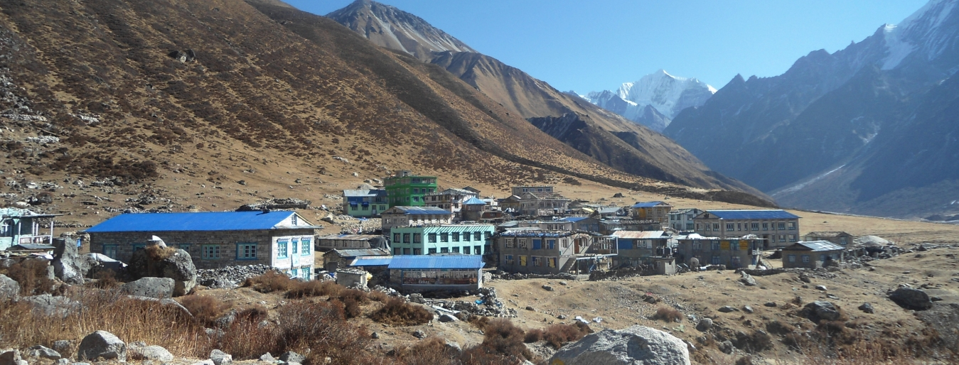 Langtang Valley Ganja La Pass Trek