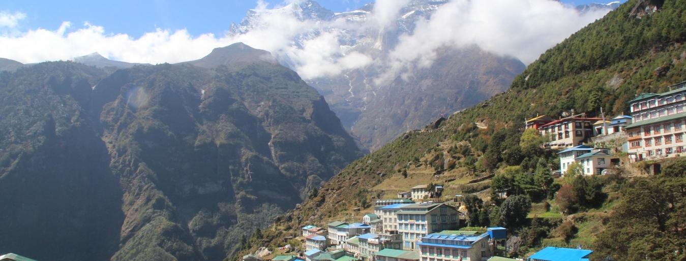 Everest Base Camp via Jiri Trek