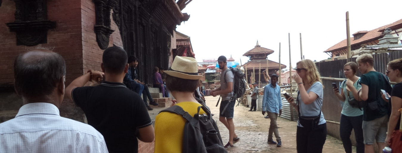 Nepal Educational Tour