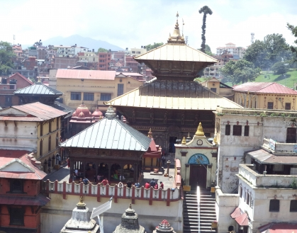 "Pasupatinath ""the temple of living beings"""