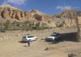 Upper Mustang Off Road Jeep Safari